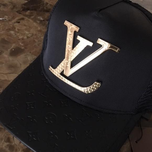 Louis Vuitton Other - Designer Hat c50d6291ccb1